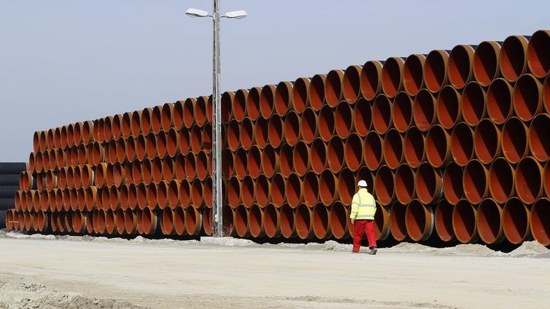FAZ: европейским инвесторам «Северного потока — 2» грозят американскими санкциями