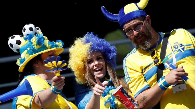 Отбойкота отказались: руководство Швеции едет начемпионат мира в РФ