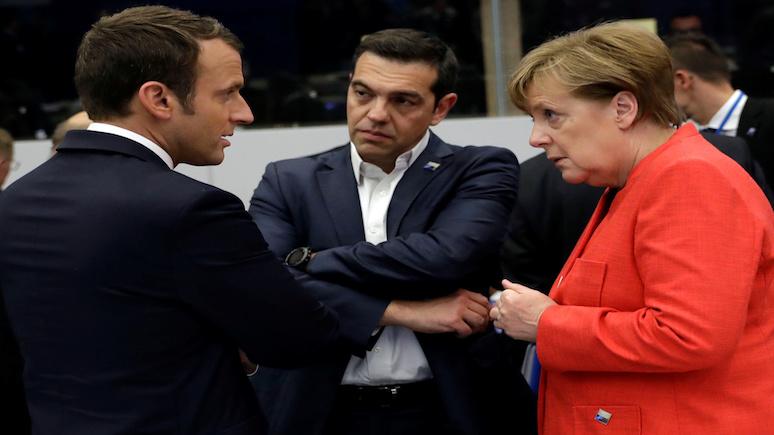 НАТО желает разумных отношений сРоссией, сообщила Меркель