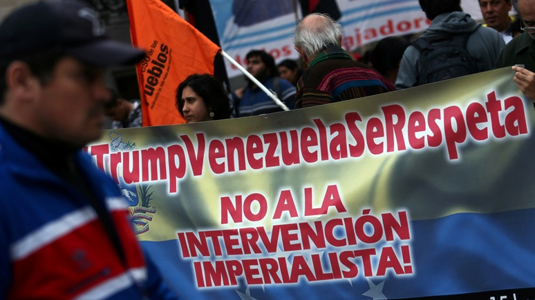Guardian: Трамп неоднократно предлагал захватить Венесуэлу