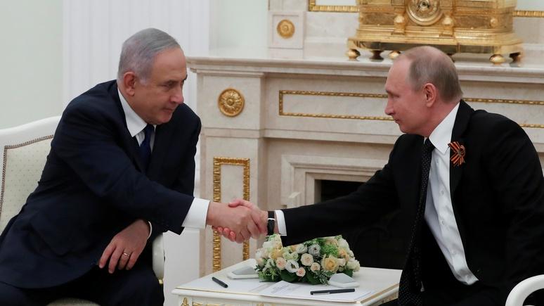 Нетаньяху планирует обсудить в РФ демилитаризацию границы сСирией