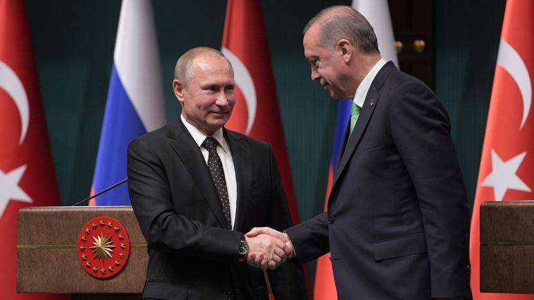 Boulevard Voltaire: Путин одержал энергетическую победу как в Турции, так и в Европе