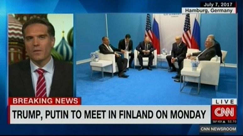 CNN: Трамп не прочь подружиться с Путиным, когда узнает того получше — ИноТВ