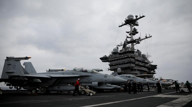 NI: новые и недорогие вооружения России и Китая угрожают незаменимым авианосцам Запада