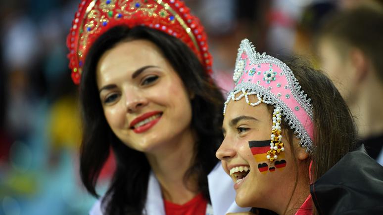 Репортер Die Welt упрекнула Германию ввысокомерии поотношению к Российской Федерации