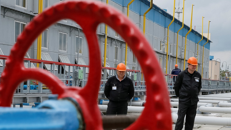 Лiга.net: Украина предложит России транзит газа по европейским правилам