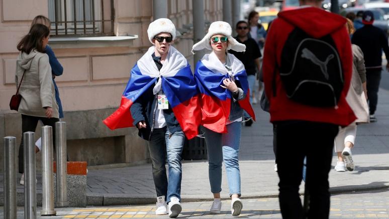 NZZ: России вместо имиджа лучше заботиться о том, чтобы молодёжь не «голосовала ногами»