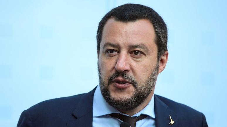 Новый министр внутренних дел Италии: Крым — «исторически российский регион»