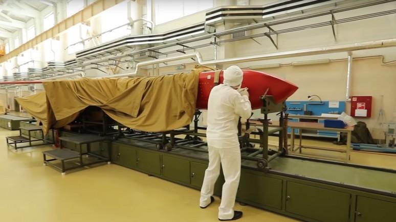 CM: Россия преподала США урок в разработке новейшего вооружения без раздутых бюджетов