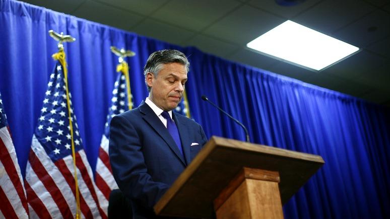 Hill: посол США в России отказался уходить в отставку после саммита Путина и Трампа