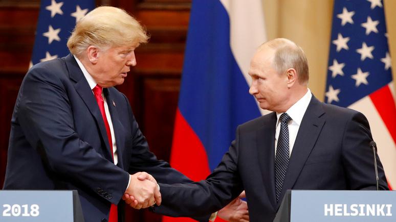 Financial Times: момент «сладкой мести» для Путина