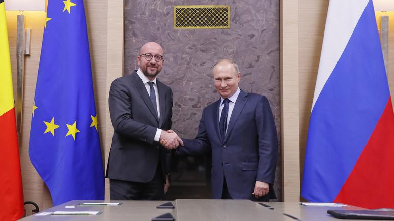 Бельгийский депутат: Россия нужна Европе так же, как и Африка