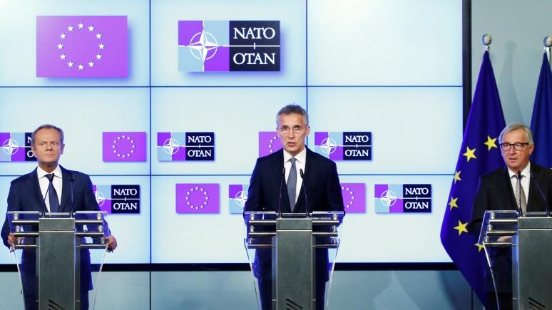 Wall Street Journal: внутренняя «слабость» Европы опаснее, чем Путин