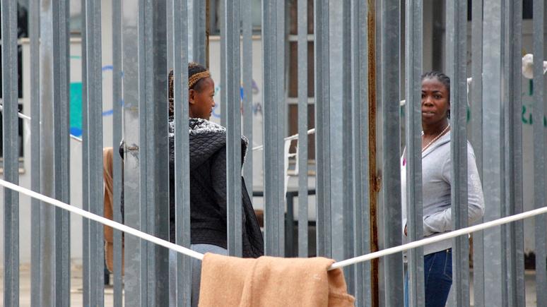 Figaro: вопреки стараниям Брюсселя, страны ЕС не горят желанием строить центры для мигрантов