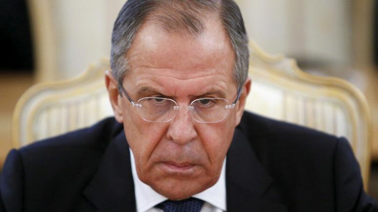 Daily Express в шоке от заявления Лаврова об осведомлённости Москвы о военных планах США