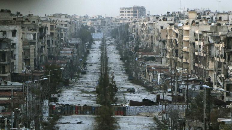 La Croix: Москва использует проблему беженцев, чтобы заставить Запад раскошелиться на восстановление Сирии