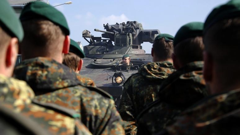 Contra Magazin: Германию готовят к войне с Россией