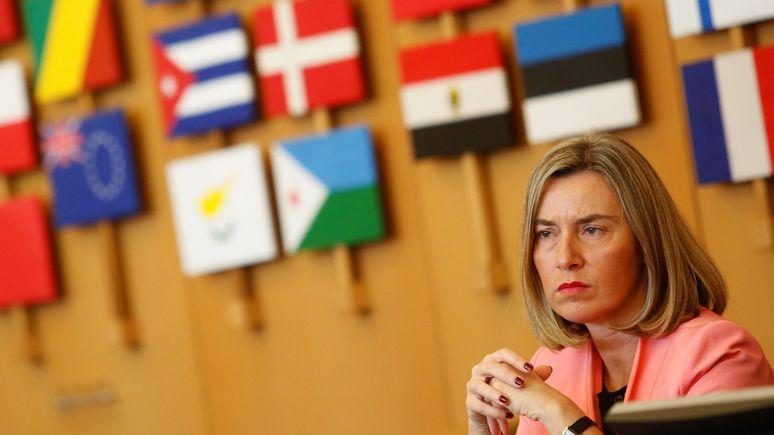 Le Monde Брюссель запретил европейским компаниям подчиняться санкциям США против Ирана