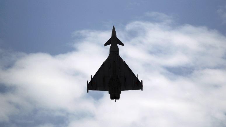 ERR: информация о случайном запуске боевой ракеты дошла до эстонских ВВС не сразу