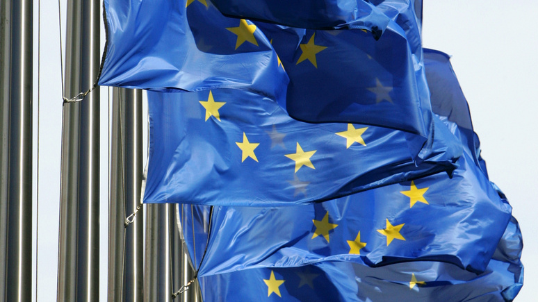 Handelsblatt: планы ЕС быть с США на равных «лопаются, как мыльный пузырь»