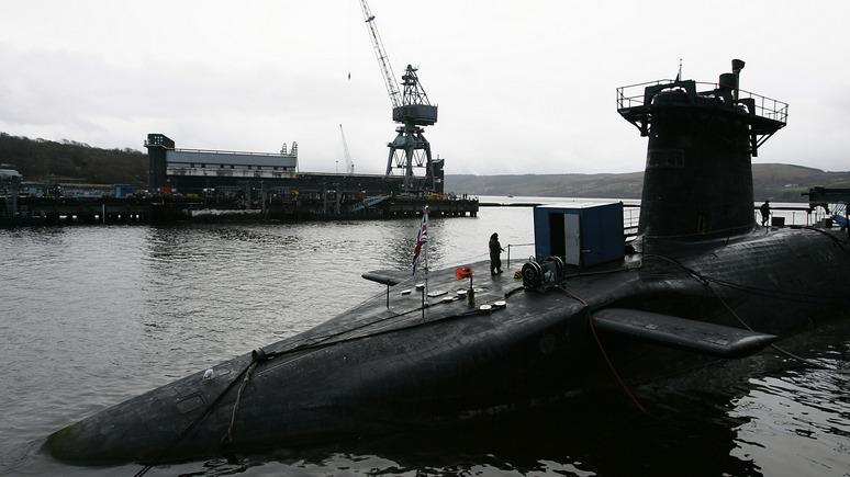 Times: производство британских подлодок под угрозой из-за американских сварщиков