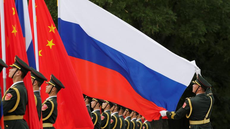 Financial Times: интересы США требуют «дружить» с Россией против Китая
