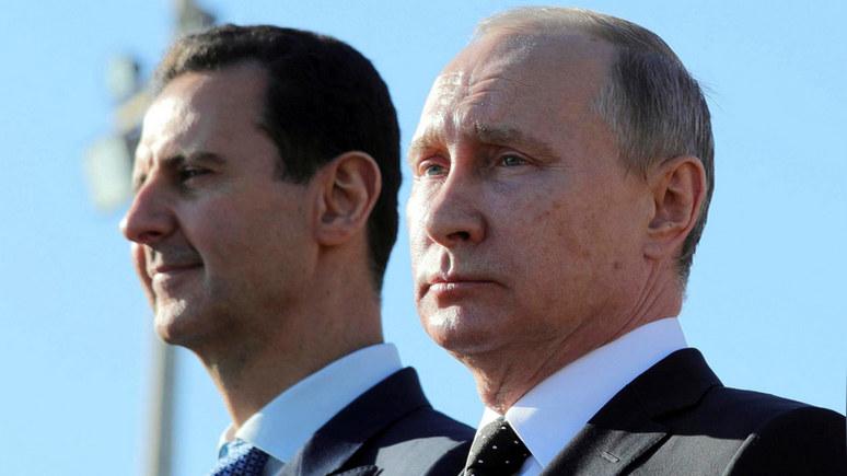 National Interest: русские не идут на Ближний Восток — они уже успели там закрепиться