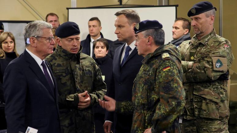 Der Tagesspiegel: генерал НАТО призвал Запад сделать Россию партнёром