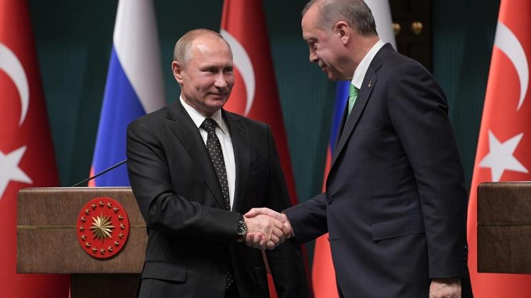 Newsweek: конфликт Турции и США подтачивает НАТО изнутри — на радость Москве
