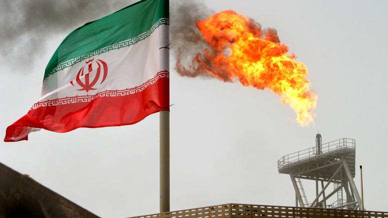 Тегеран обвинил США вподготовке госпереворота вИране