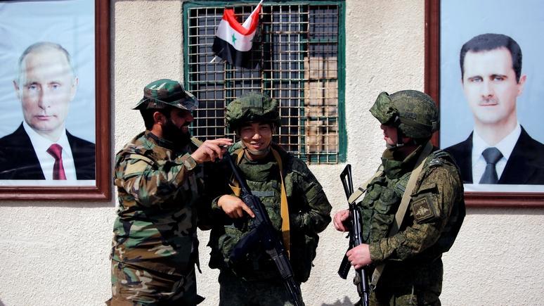 Der Spiegel: восстановление Сирии займёт столетие