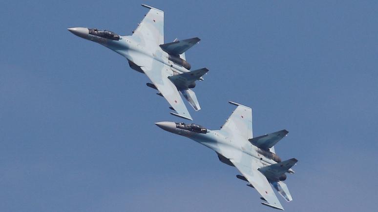 National Interest  Су-35 — самый страшный кошмар для ВВС США — ИноТВ 944557541b570