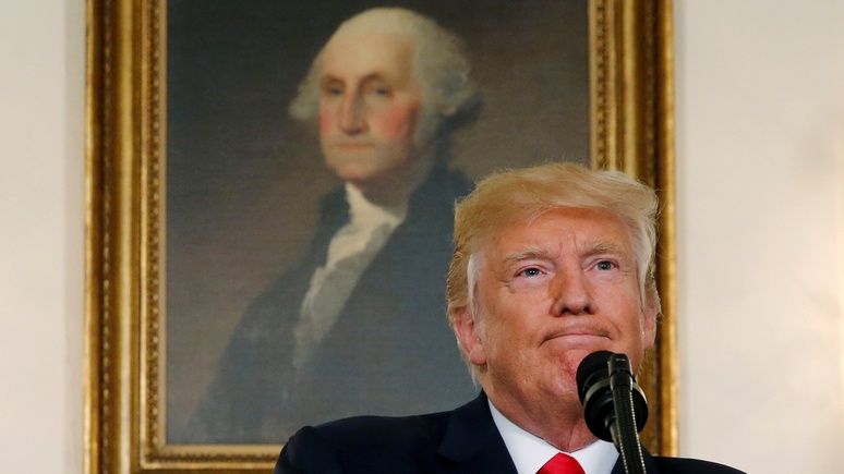 HuffPost: Трамп превращает Америку в «Соединённые Штаты Безнадёги»