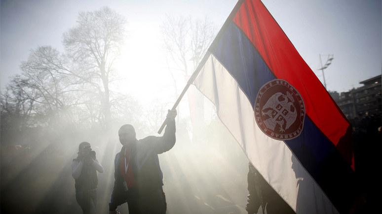 Вучич поблагодарил РФ заподдержку Сербии повопросу Косово