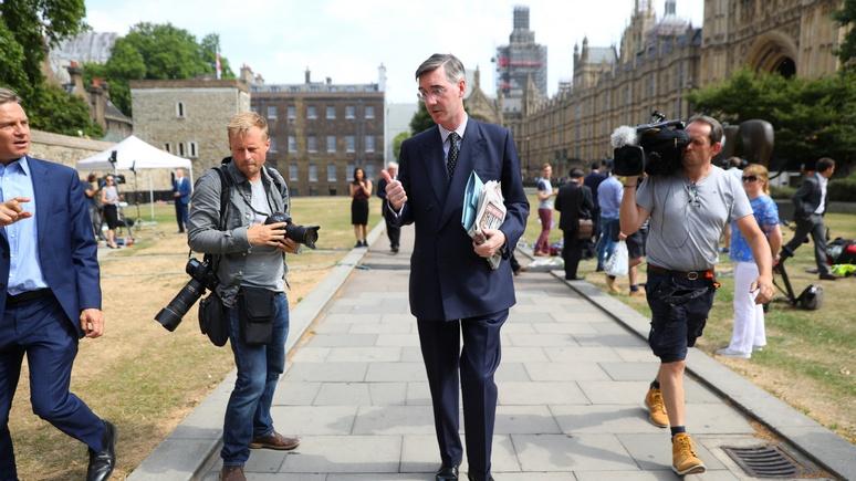 Daily Express: британский парламентарий призвал «готовиться к войне» с Россией