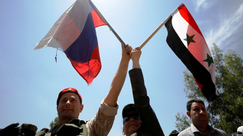 WSJ: Трамп должен вести по Сирии жёсткий торг — как и Путин