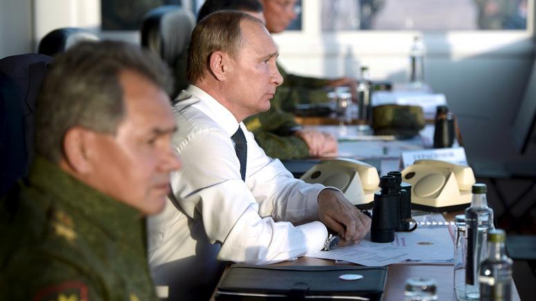 National Review: чтобы противостоять Путину, США и НАТО надо украсть у него право на агрессию