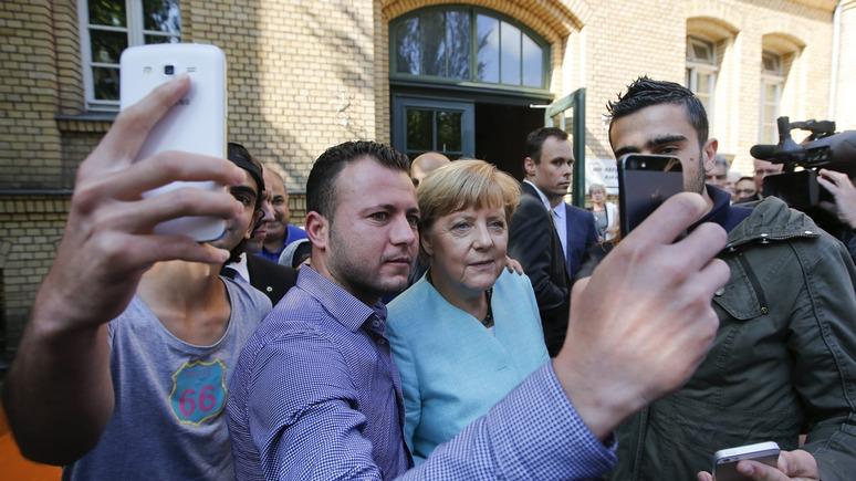 Contra Magazin: по степени глупости Меркель — равный конкурент для Гитлера