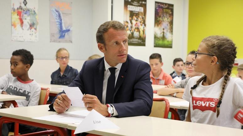 DT: французские школьники будут смотреть мультики на английском, чтобы ликвидировать языковые пробелы