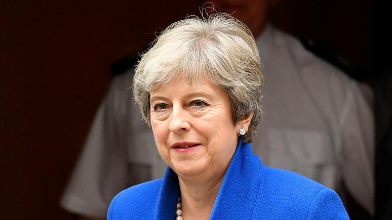 Мэй предостерегла английских политиков отпоявления нателеканалеRT
