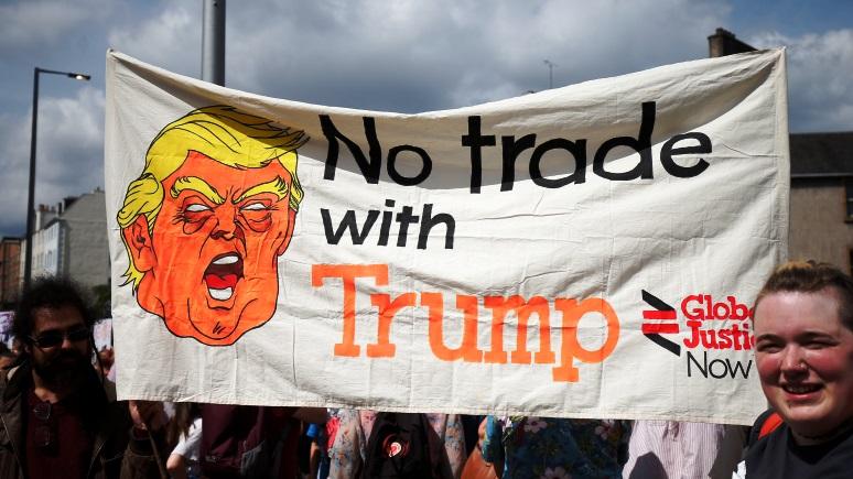 La Repubblica: Трамп хочет превратить Европу в «новый Ирак» для завоевания рынков
