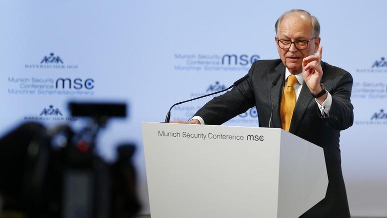 Глава Мюнхенской конференции: дверь для России нужно держать открытой