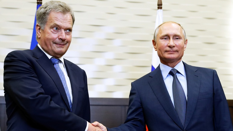 Финляндия отказывается отНАТО, чтобы нестать противником  для РФ