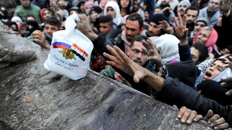 Huffpost советует Западу присмотреться к стратегии России и забыть о «пирровой победе» в Сирии