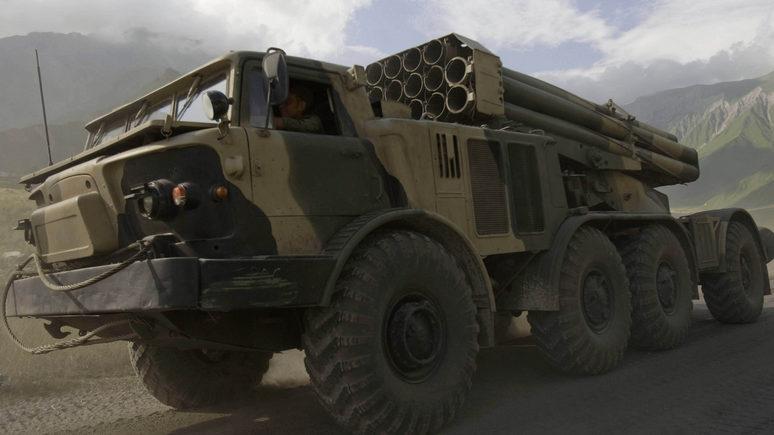 Sun рассказала о наводящей страх «20-тонной военной машине» России