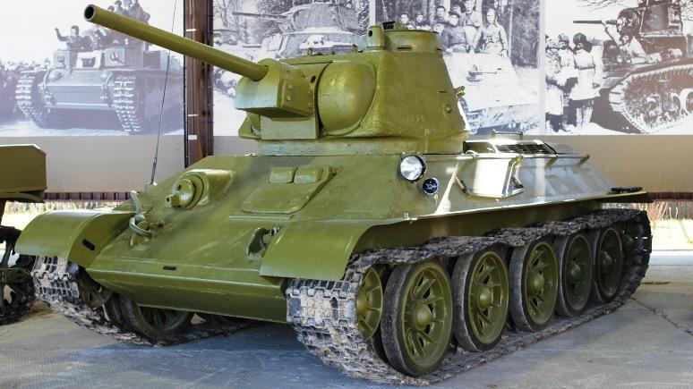 Stern: гениально мощный и простой Т-34 вдохновляет современных конструкторов
