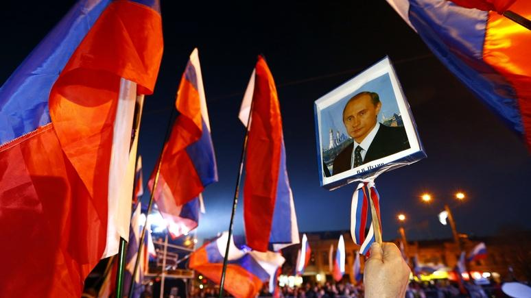 Не клептократ и не головорез — обозреватель Nation развенчал мифы о «злом» Путине