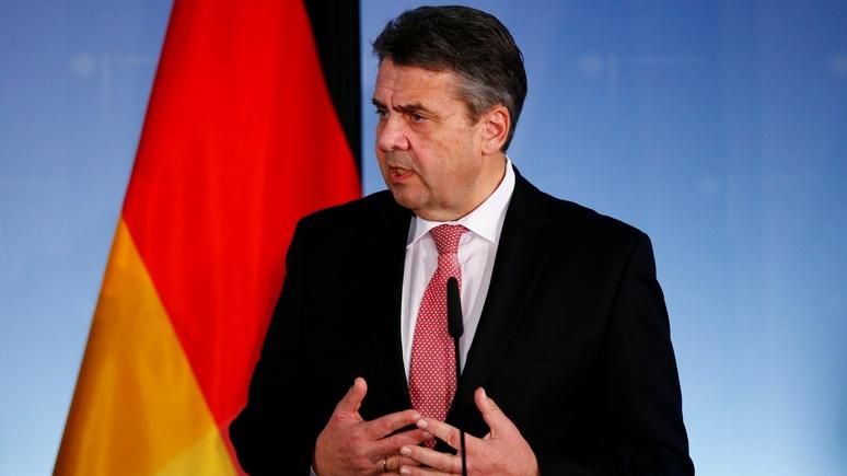 Экс-глава МИД ФРГ: немецкий бизнес сам решит, закупать ли газ у России
