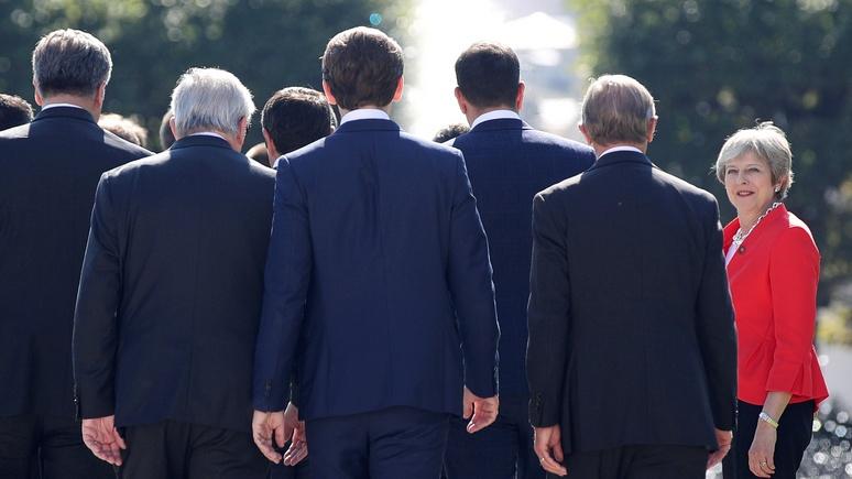DWN: Европа бьётся в агонии, напоминая Германию преднацистских времён