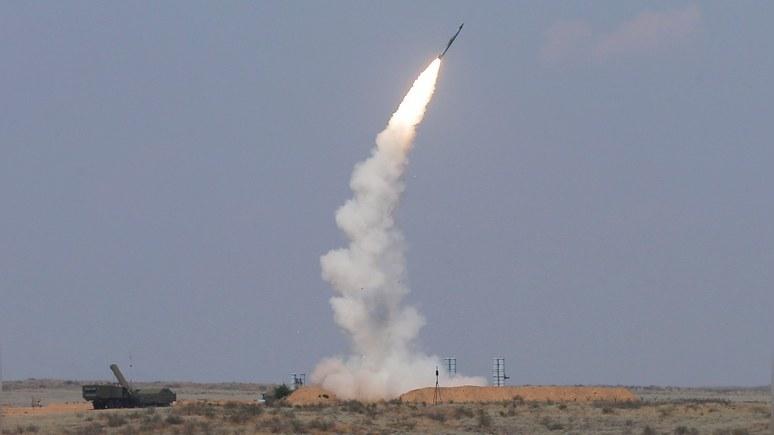 Times of Israel: С-300 пугает не тем, что он мощный, а тем, что он российский